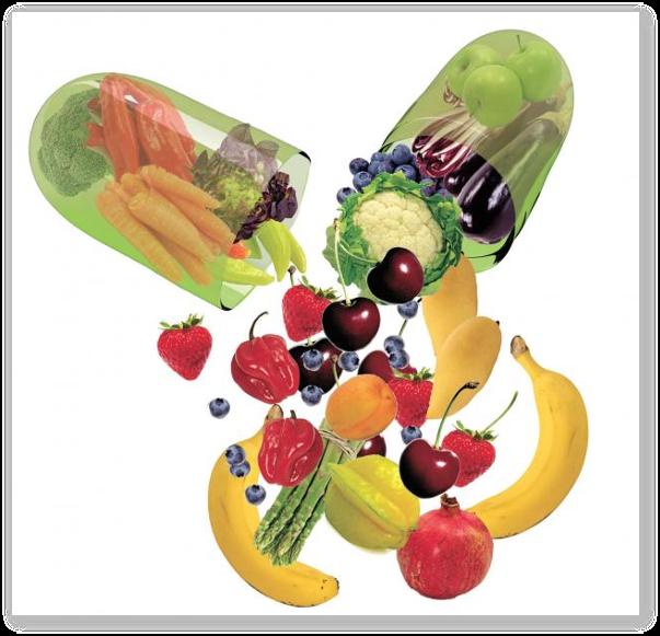 Alimente-medicament: 12 boli vindecate cu diete