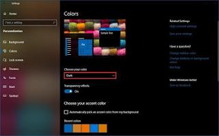 Bagaimana Mengubah Mode Warna Pada Pembaruan Windows 10 20