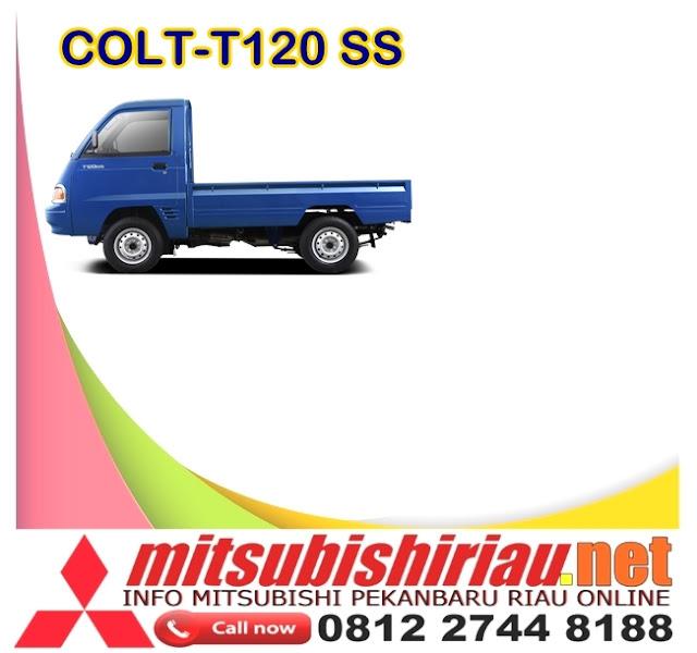 Harga Kredit Termurah Mitsubishi Colt T120SS Pekanbaru 2019
