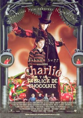 Charlie y la Fábrica de Chocolate - Cartel