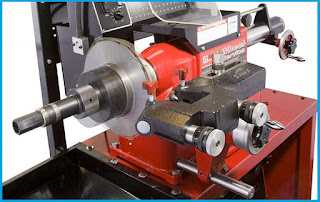 mesin bubut disc brake dan tromol
