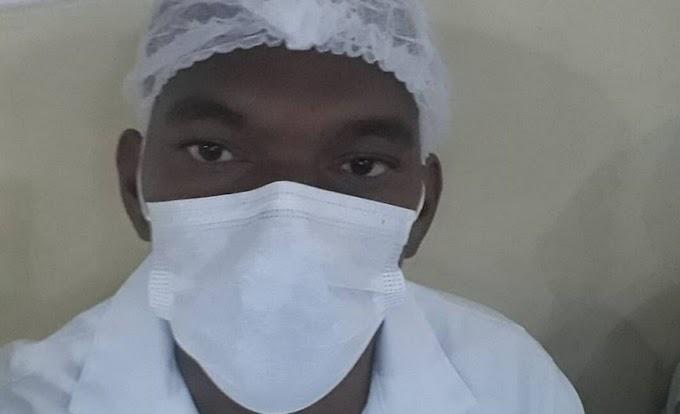 *Técnico de enfermagem conta truque para dormir na mesma casa que a mãe e mantê-la segura do coronavírus.