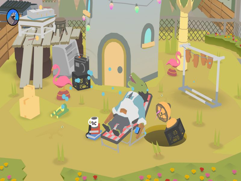 Download Donut County Free Full Game For PC