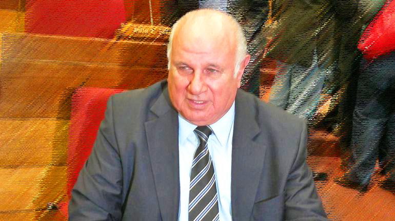 Óscar Amancio Denis, exvicepresidente de Paraguay que fue secuestrado por un grupo armado el miércoles / ARCHIVO