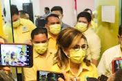 Bantu Pemulihan Ekonomi, Golkar Sulut Gelar 'Yellow Clinic'