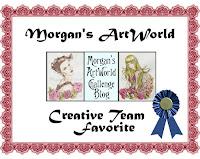 Winner DT Favorite at Morgan's Artworld Challenge Blog