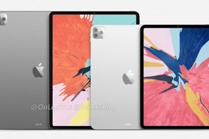 Preview Apple iPad Pro 2020 Punya Tiga Kamera Belakang