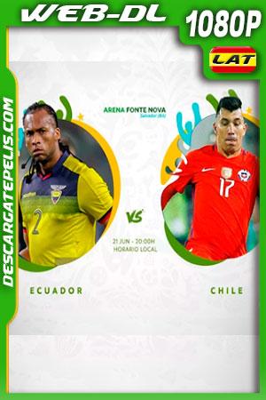 Ecuador vs Chile Copa América 2019 WEBL-DL 1080p Latino