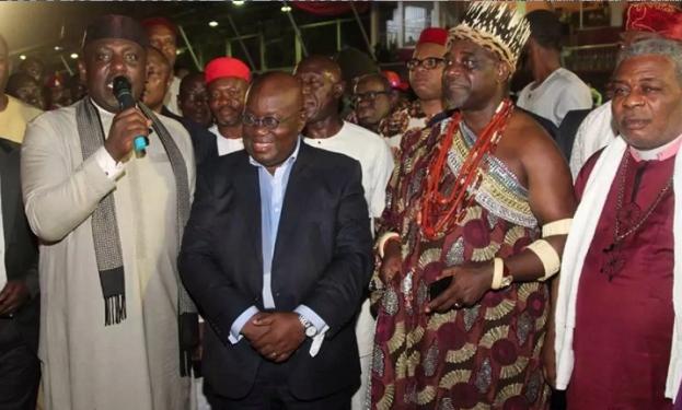 Rochas Okorocha Set To Unveil Statue Of Ghana President, Akufo Addo