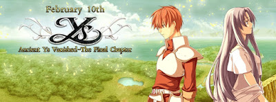 Ys Chronicles 2 Ancient Ys Vanished: The Final Chapter apk + obb
