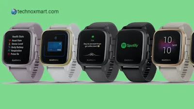 Garmin Veno Sq, Venu Sq Edition GPS Smartwatch Launched With Colour TouchScreen, 6 Days Battery Life