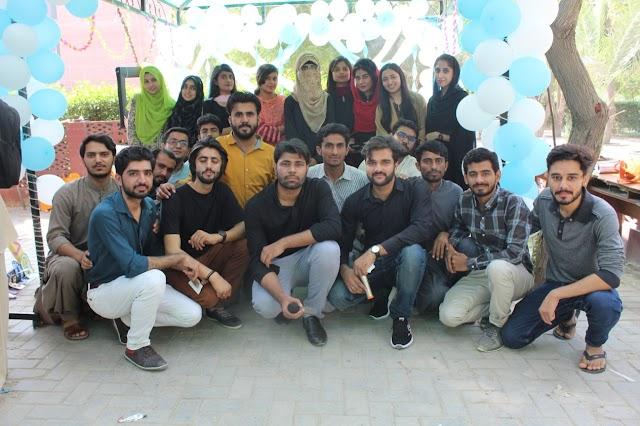 The Mathematics Society of SIBAU Organized a Successful Flash Mob Activity for PNMO19