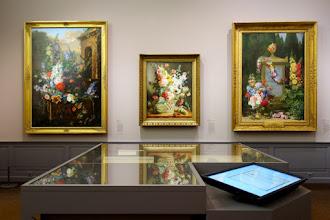 Expo : Le pouvoir des fleurs, Pierre-Joseph Redouté (1759-1840) - Premier volet - Musée de la Vie Romantique - Jusqu'au 1er octobre 2017