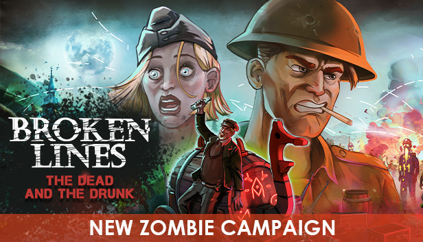 Broken Lines The Dead and the Drunk Expansion