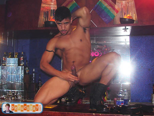 Gay Male Strippers Naked