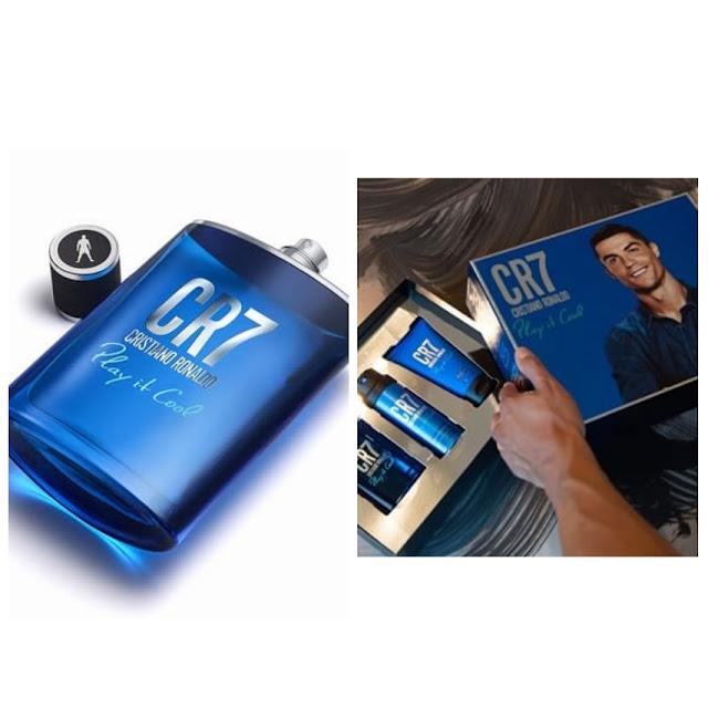 Cristiano Ronaldo CR7 perfumes