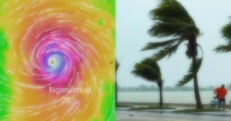 BNPB: Wilayah ini Perlu Tingkatkan Kesiapsiagaan Siklon Tropis Surigae