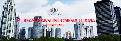 Lowongan Kerja PT Reasuransi Indonesia Utama