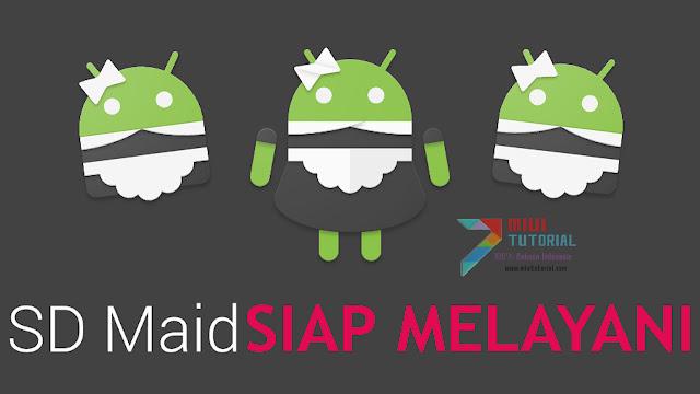 Xiaomi Mi A1 Kamu Lemot Banyak File Sampah? Coba SD Maid PRO: File Cleaner Pengganti Security di Rom Miui