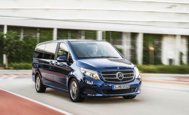 2015 Mercedes V250 Bluetec SE Specs, Features, Performance Review