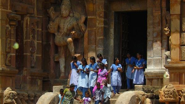 temple de tanjore thanjavur