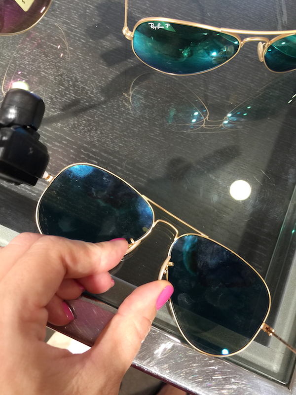 8f874c0fd335 The Ray-Ban Sunglasses Fit Trick