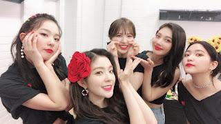 Lagu Terbaik Red Velvet yang Enak Didengar