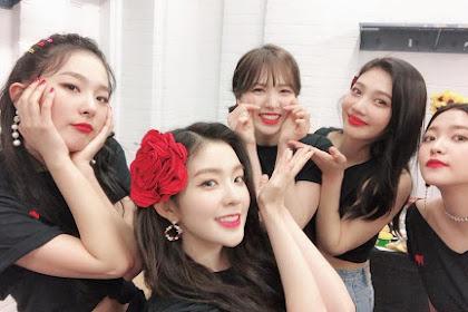 10 Lagu Terbaik Red Velvet yang Enak Didengar
