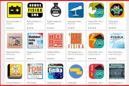 Download 10 Aplikasi Fisika untuk Pembelajaran Sekolah
