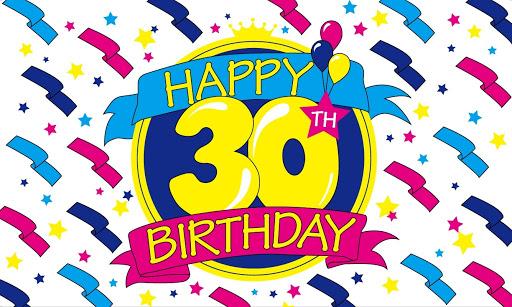 Geburtstagswünsche 30 Jahre - Zitate zum 30. Geburtstag
