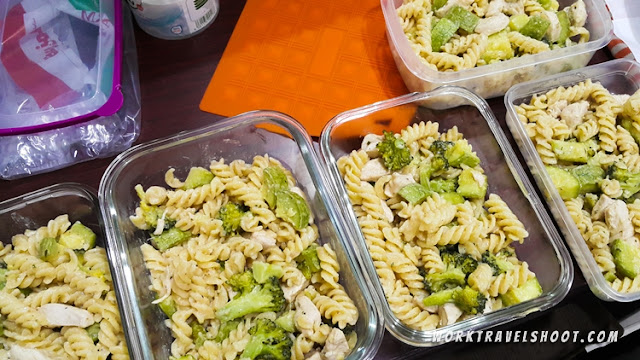 Ilang Paraan Para Makatipid sa Pagkain at Oras: Food Tips from an OFW