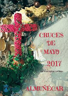 ALMUÑÉCAR - GRANADA  - Cruces de Mayo 2017