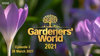 Gardeners' World 2021 Episode 2 26 March 2021