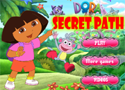 Dora Secret Path Adventure