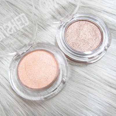 palladio beauty crushed metallic - the beauty puff