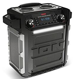Free Recharable Radio Speakers Giveaway