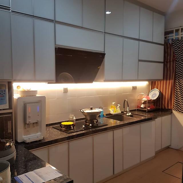 Jasa Kitchenset Apartemen Gresik