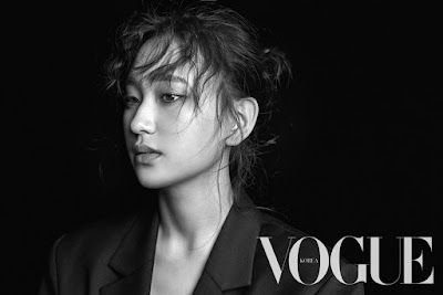 Ryu Hye Young Vogue March 2016