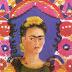 Autorretrato de Frida Kahlo. (El Marco)