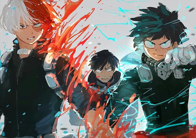 New My Hero Academia Dark Anime Wallpaper My Hero Academia Anime