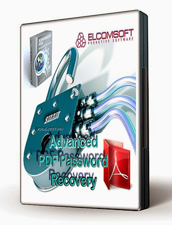 Elcomsoft Advanced PDF Password Recovery Pro 5.0.6 + Retail Elcomsoft Dictionaries + SeRiAl KeY
