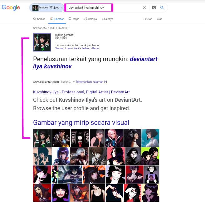 Cara Melakukan Pencarian dengan Gambar di Google via HP ...