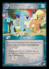 My Little Pony Rainbow Dash, On Even Ground Equestrian Odysseys CCG Card