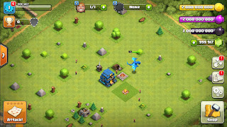 CLASH OF CLANS HACKED VERSION TH12