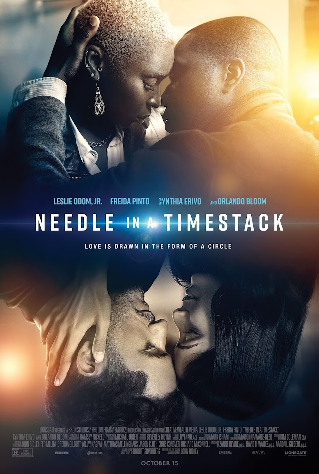 Needle in a Timestack (Trailer Film 2021)