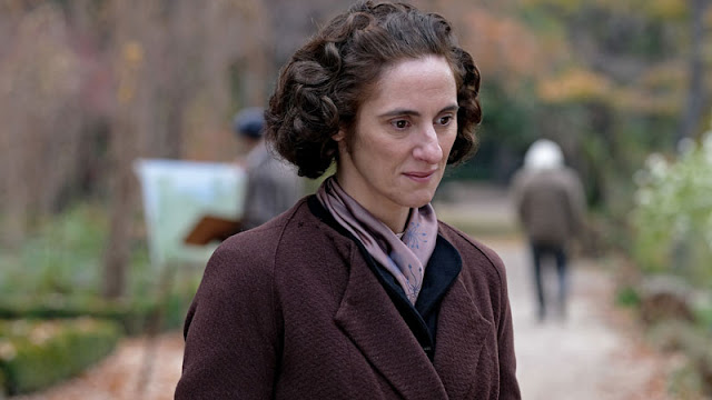 Maria Morales es Clara Campoamor en el teaser de la cuarta temporada de 'El Ministerio del Tiempo'