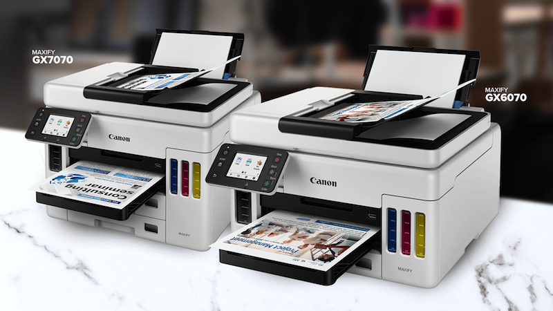 Canon's latest line of PIXMA printers now available in the Philippines, price starts at PHP 12,795