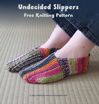 http://knitting-and-so-on.blogspot.com.es/2016/06/undecided-slippers.html?spref=pi