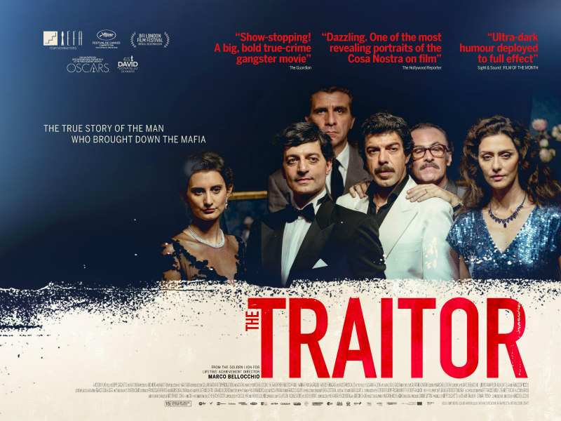 the traitor quad poster