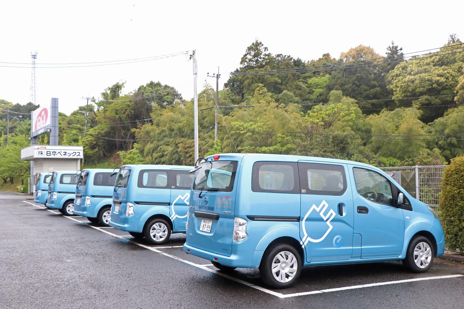 Οι εταιρείες Japan Benex και Sumitomo,  δημιουργούν ενεργειακό πάρκο με μπαταρίες ηλεκτροκίνητων μοντέλων της Nissan (ΒΙΝΤΕΟ)